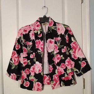 Pink Rose Jacket